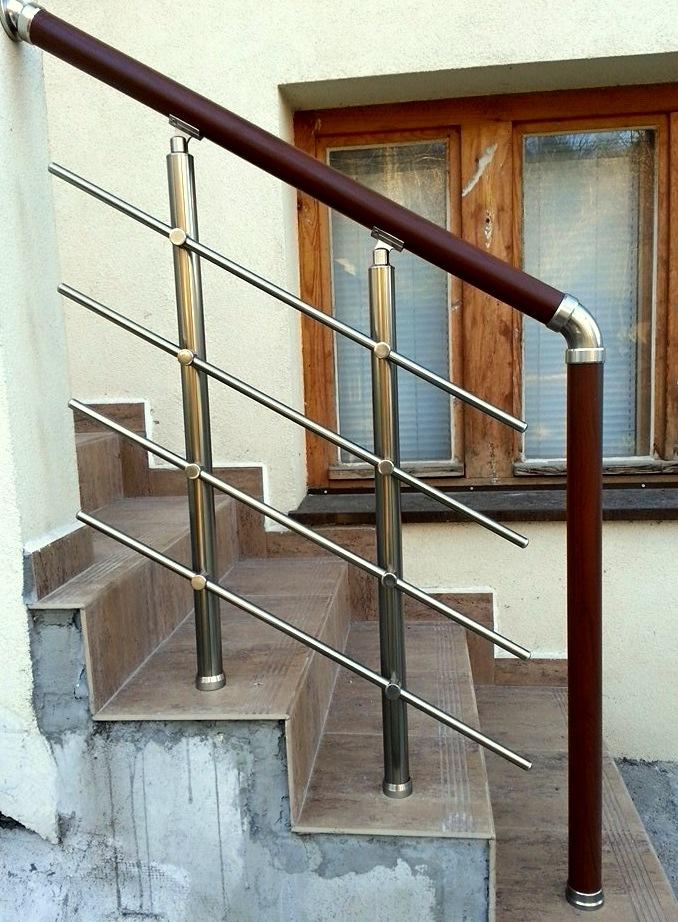 Лестничные ограждения фото Профмет