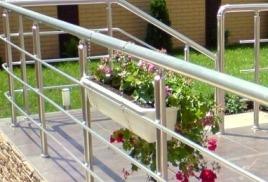 Лестничные ограждения как элемент дизайна