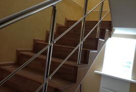 Основные показатели качества перил для лестниц