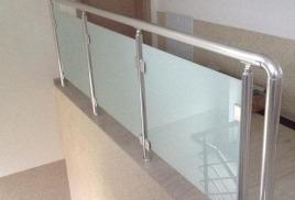 Виды стекла применяемого в лестничных ограждениях